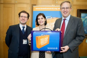 John Baron MP hosts bowel cancer constituency briefing