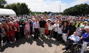 John Baron MP: Fun Walk 'bonus pot' smashed