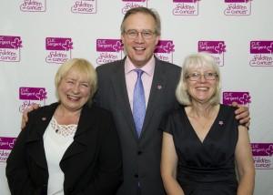 John Baron MP hosts CLIC Sargent Parliamentary reception