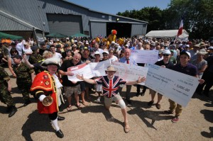 John Baron MP: 2012 'Jubilee' Walk best yet