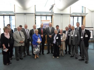 John Baron MP helps launch BNTVA recognition campaign