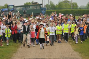 John Baron MP calls on charities to register for the 2014 Fun Walk