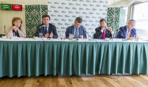 John Baron MP speaks at Macmillan's Parliamentary Question Time