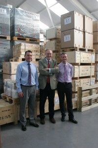 John Baron MP visits Butyl Products, Billericay