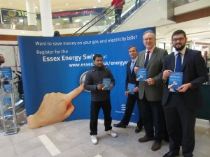 John Baron MP encourages constituents to join Essex Energy Switch