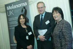 John Baron MP attends Melanoma Dashboard launch