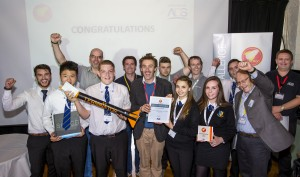 John Baron MP congratulates James Hornsby School on first place in National Rocketry Final