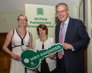 JOHN BARON MP LEADS APPGC CALL FOR WORLD-CLASS ONE-YEAR CANCER SURVIVAL RATES