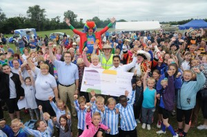 John Baron MP: 2015 Fun Walk a great success