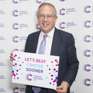 John Baron MP attends Cancer Research UK Parliamentary Reception