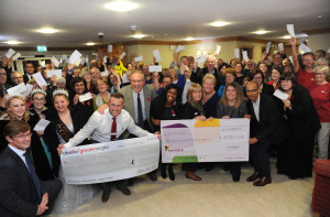 John Baron MP: 2015 Fun Walk raises £100,000 and awards record bonus to charities
