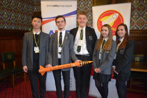 John Baron MP encourages schools to go sky high with national rocketry competition