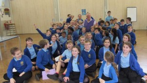 John Baron MP Visits Sunnymede Junior School, Billericay